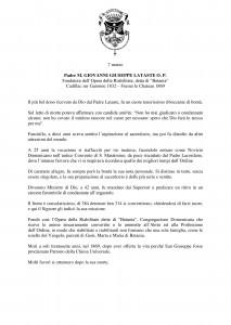 Libro SANTI  BEATI TESTIMONI DELLA FEDE DOMENICANI di Franco Mariani-page-105