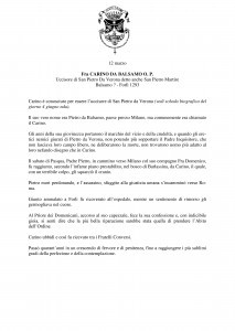 Libro SANTI  BEATI TESTIMONI DELLA FEDE DOMENICANI di Franco Mariani-page-110