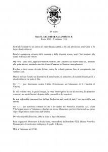 Libro SANTI  BEATI TESTIMONI DELLA FEDE DOMENICANI di Franco Mariani-page-113