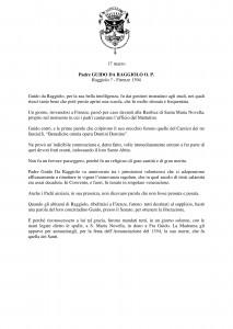 Libro SANTI  BEATI TESTIMONI DELLA FEDE DOMENICANI di Franco Mariani-page-115