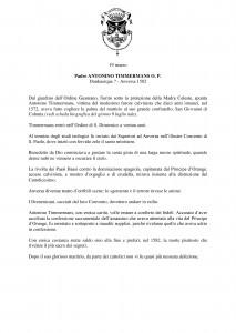 Libro SANTI  BEATI TESTIMONI DELLA FEDE DOMENICANI di Franco Mariani-page-117