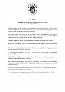 Libro SANTI  BEATI TESTIMONI DELLA FEDE DOMENICANI di Franco Mariani-page-120