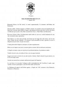 Libro SANTI  BEATI TESTIMONI DELLA FEDE DOMENICANI di Franco Mariani-page-123