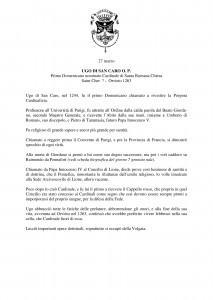 Libro SANTI  BEATI TESTIMONI DELLA FEDE DOMENICANI di Franco Mariani-page-125