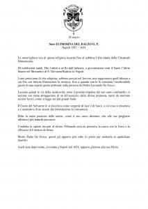 Libro SANTI  BEATI TESTIMONI DELLA FEDE DOMENICANI di Franco Mariani-page-126