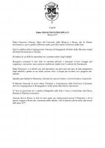 Libro SANTI  BEATI TESTIMONI DELLA FEDE DOMENICANI di Franco Mariani-page-135
