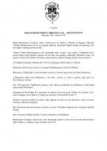 Libro SANTI  BEATI TESTIMONI DELLA FEDE DOMENICANI di Franco Mariani-page-140