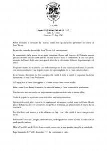 Libro SANTI  BEATI TESTIMONI DELLA FEDE DOMENICANI di Franco Mariani-page-143