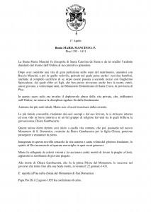 Libro SANTI  BEATI TESTIMONI DELLA FEDE DOMENICANI di Franco Mariani-page-146