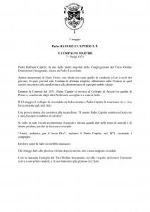 Libro SANTI  BEATI TESTIMONI DELLA FEDE DOMENICANI di Franco Mariani-page-164