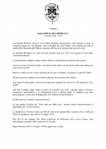 Libro SANTI  BEATI TESTIMONI DELLA FEDE DOMENICANI di Franco Mariani-page-166