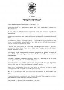 Libro SANTI  BEATI TESTIMONI DELLA FEDE DOMENICANI di Franco Mariani-page-177