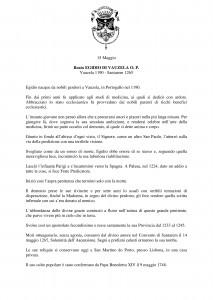 Libro SANTI  BEATI TESTIMONI DELLA FEDE DOMENICANI di Franco Mariani-page-178