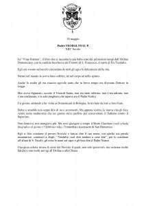 Libro SANTI  BEATI TESTIMONI DELLA FEDE DOMENICANI di Franco Mariani-page-181