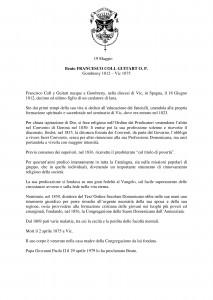 Libro SANTI  BEATI TESTIMONI DELLA FEDE DOMENICANI di Franco Mariani-page-182