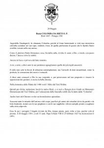 Libro SANTI  BEATI TESTIMONI DELLA FEDE DOMENICANI di Franco Mariani-page-183
