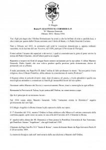Libro SANTI  BEATI TESTIMONI DELLA FEDE DOMENICANI di Franco Mariani-page-184