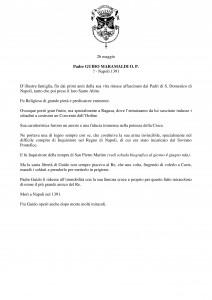 Libro SANTI  BEATI TESTIMONI DELLA FEDE DOMENICANI di Franco Mariani-page-189