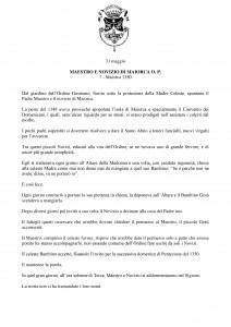 Libro SANTI  BEATI TESTIMONI DELLA FEDE DOMENICANI di Franco Mariani-page-195