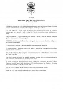 Libro SANTI  BEATI TESTIMONI DELLA FEDE DOMENICANI di Franco Mariani-page-197
