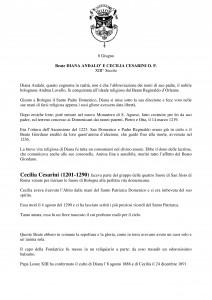 Libro SANTI  BEATI TESTIMONI DELLA FEDE DOMENICANI di Franco Mariani-page-203