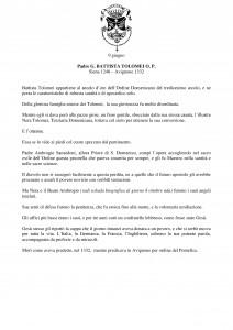 Libro SANTI  BEATI TESTIMONI DELLA FEDE DOMENICANI di Franco Mariani-page-205