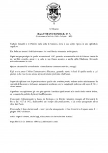 Libro SANTI  BEATI TESTIMONI DELLA FEDE DOMENICANI di Franco Mariani-page-208