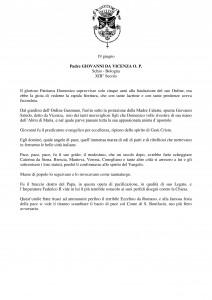 Libro SANTI  BEATI TESTIMONI DELLA FEDE DOMENICANI di Franco Mariani-page-215