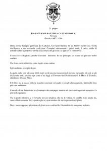 Libro SANTI  BEATI TESTIMONI DELLA FEDE DOMENICANI di Franco Mariani-page-217