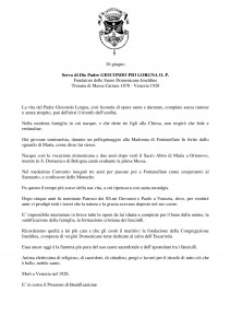 Libro SANTI  BEATI TESTIMONI DELLA FEDE DOMENICANI di Franco Mariani-page-222