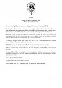 Libro SANTI  BEATI TESTIMONI DELLA FEDE DOMENICANI di Franco Mariani-page-230