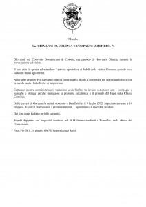 Libro SANTI  BEATI TESTIMONI DELLA FEDE DOMENICANI di Franco Mariani-page-236