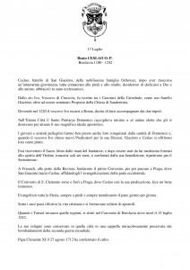 Libro SANTI  BEATI TESTIMONI DELLA FEDE DOMENICANI di Franco Mariani-page-244