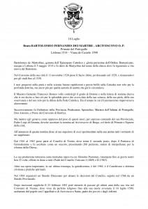 Libro SANTI  BEATI TESTIMONI DELLA FEDE DOMENICANI di Franco Mariani-page-245