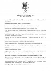 Libro SANTI  BEATI TESTIMONI DELLA FEDE DOMENICANI di Franco Mariani-page-253