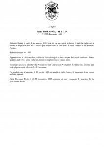 Libro SANTI  BEATI TESTIMONI DELLA FEDE DOMENICANI di Franco Mariani-page-256