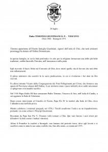 Libro SANTI  BEATI TESTIMONI DELLA FEDE DOMENICANI di Franco Mariani-page-257