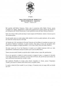 Libro SANTI  BEATI TESTIMONI DELLA FEDE DOMENICANI di Franco Mariani-page-258
