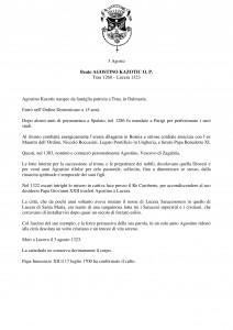 Libro SANTI  BEATI TESTIMONI DELLA FEDE DOMENICANI di Franco Mariani-page-264