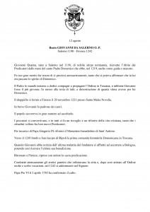 Libro SANTI  BEATI TESTIMONI DELLA FEDE DOMENICANI di Franco Mariani-page-274