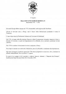 Libro SANTI  BEATI TESTIMONI DELLA FEDE DOMENICANI di Franco Mariani-page-275