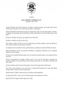 Libro SANTI  BEATI TESTIMONI DELLA FEDE DOMENICANI di Franco Mariani-page-276