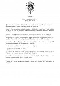 Libro SANTI  BEATI TESTIMONI DELLA FEDE DOMENICANI di Franco Mariani-page-277