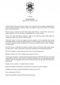 Libro SANTI  BEATI TESTIMONI DELLA FEDE DOMENICANI di Franco Mariani-page-281