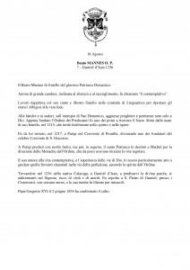 Libro SANTI  BEATI TESTIMONI DELLA FEDE DOMENICANI di Franco Mariani-page-282
