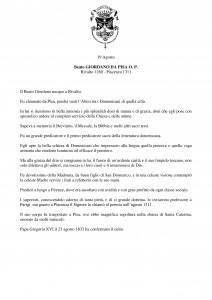 Libro SANTI  BEATI TESTIMONI DELLA FEDE DOMENICANI di Franco Mariani-page-283