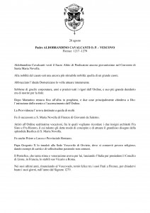 Libro SANTI  BEATI TESTIMONI DELLA FEDE DOMENICANI di Franco Mariani-page-284