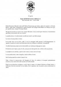 Libro SANTI  BEATI TESTIMONI DELLA FEDE DOMENICANI di Franco Mariani-page-286