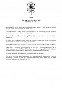 Libro SANTI  BEATI TESTIMONI DELLA FEDE DOMENICANI di Franco Mariani-page-289