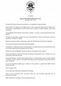 Libro SANTI  BEATI TESTIMONI DELLA FEDE DOMENICANI di Franco Mariani-page-290